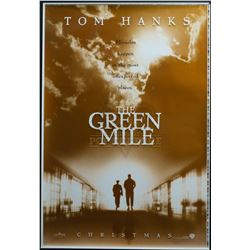 Green Mile, The – Original Printer's Proof Advance Double-Sided One-Sheet Poster – A210