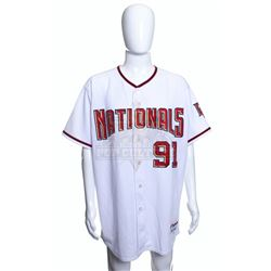 How Do You Know – Nationals Baseball Jersey – VII1012
