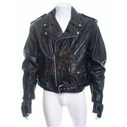 How the Grinch Stole Christmas – Grinch's (Jim Carrey) Leather Jacket & Gloves – VII984