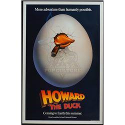 Howard the Duck – Original Vintage Advance One-Sheet Poster – 1218