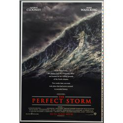 Perfect Storm, The – Original Printer's Proof Advance One-Sheet Poster – A60