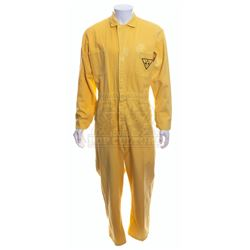 Powers (TV) - Federal Powers Containment Facility Jumpsuit – VII35