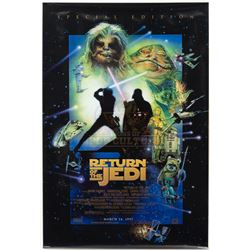 Return of the Jedi – Original Special Edition Release One-Sheet Poster – 1222