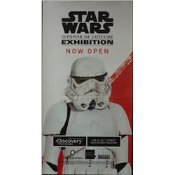 Star Wars – Original 2015 New York Costume Exhibition Poster – A153