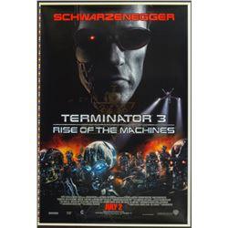 Terminator 3 – Original Printer's Proof International One-Sheet Poster – A70