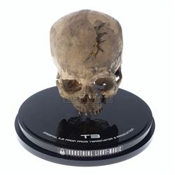 Terminator 3: Rise of the Machines - Human Skull - A66