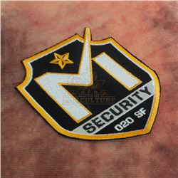 Timeless (TV) – Mason Industries Security Officer Patch – VII45