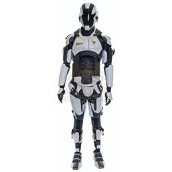 Total Recall (2012) - Federal Police Robot Costume - A76