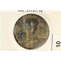 41-54 A.D. CLAUDIUS ANCIENT COIN