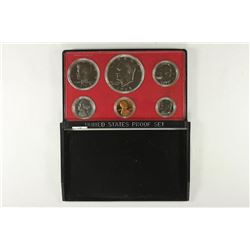 1973 US PROOF SET (WITHOUT BOX)