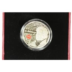 2013 CANADA $4 FINE SILVER COIN HEROS OF THE WAR