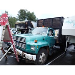 1986 Ford F-600
