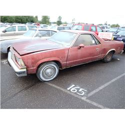 1978 GMC Caballero