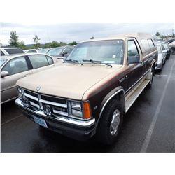 1990 Dodge Dakota