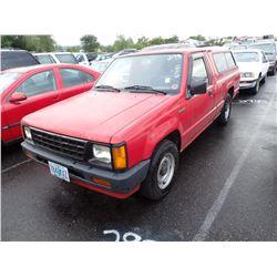 1992 Mitsubishi Mighty Max