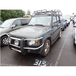 2004 Land Rover Discovery Series II
