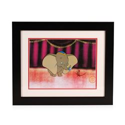 Dumbo by The Walt Disney Company Limited Edition Serigraph