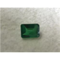 Forest Green Zambian Emerald 8.93 Cts - Certified