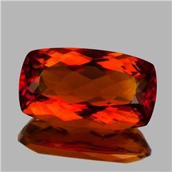 Natural Rare Madeira Orange Citrine 8x5 MM - FL