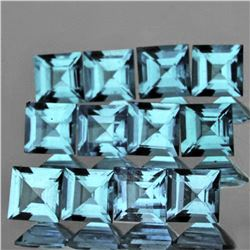 Natural AAA Sky Blue Aquamarine {Flawless-VVS1}