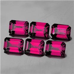 Natural Pink Purple Rhodolite Garnet 6x4 MM - FL