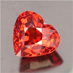 Natural Heart Spessartite 2.31 ct - VVS