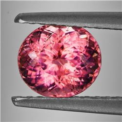 Natural Intense Reddish Pink Tourmaline [VVS]