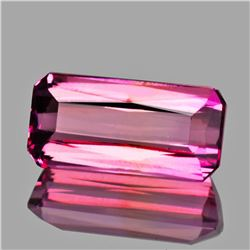 Natural Pink Tourmaline 12x6 MM Tourmaline - FLawless