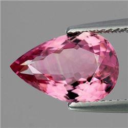 Natural Padparadscha Pink Tourmaline 10 MM