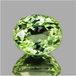 Natural Canary Green Tourmaline - Untreated- Flawless