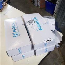 4 NEW MOEN TOILET PAPER HANDLES