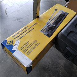 QEP TILE CUTTER CERAMIC