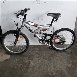 GREY MONGOOSE YOUTH BIKE