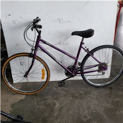 PURPLE PRECISION BIKE