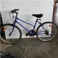BLUE FREE SPIRIT BIKE