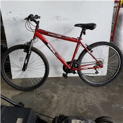 RED MONGOOSE FRONTIER BIKE