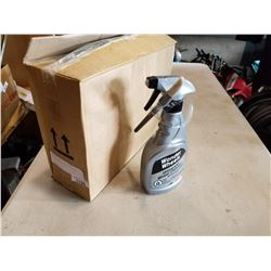 BOX OF WONDER WHEELS CLEANER
