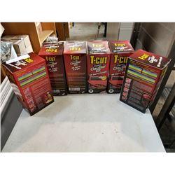 BOX OF TCUT CLAY BAR KITS