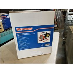 WESTWARD 500 WATT HALOGEN TASK LIGHT POWER STATION