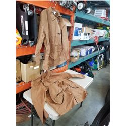 2 NEW BROWN CONDOR SIZE XL JACKETS