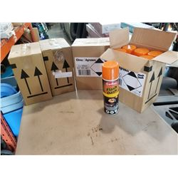 4 BOXES OF CITRUS FLASH DASH CLEANER