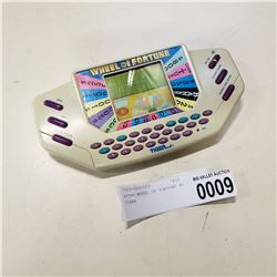 RETRO WHEEL OF FORTUNE BY TIGER