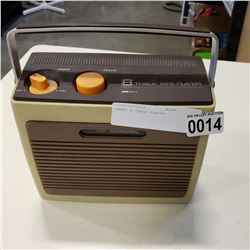 KMART 8 TRACK PLAYER