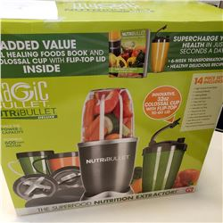MAGIC BULLET NUTRI BULLET DELUXE