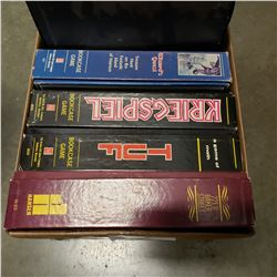 BOX OF VINTAGE BOARD GAMES, GAME OF THRONES, RISK