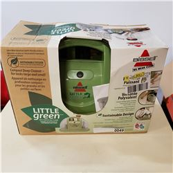 BISSEL LITTLE GREEN MACHINE