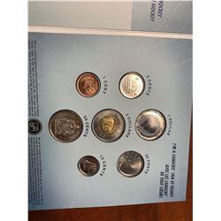 Canada 2008-2009 Vancouver Canucks Coin Set