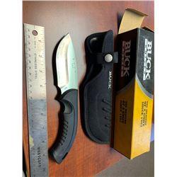 Buck Knives Fixed Hunter Pocket Knife - Model: B392-BK-0