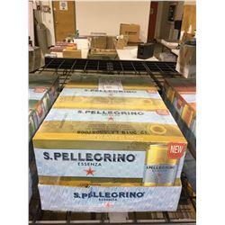 Case of S.Pellegrino Lemon and Zest Sparkling Beverage (3 x 8 x 330mL)
