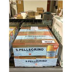 Case of S.Pellegrino Tangerine and Wild Strawberry Sparkling Beverage (3 x 8 x 330mL)
